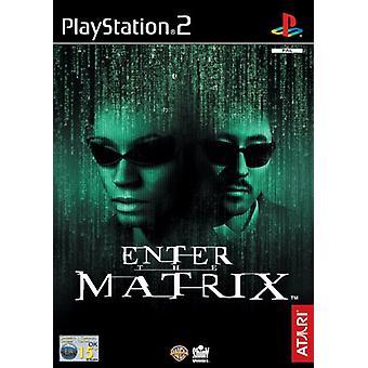 Ange Matrix (PS2)-ny