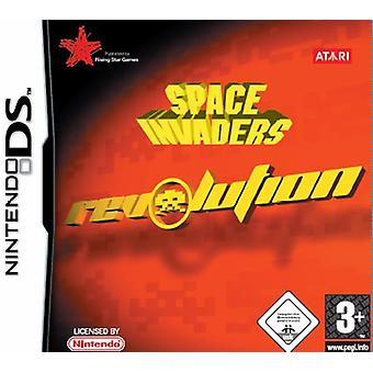 Space Invaders revolution (Nintendo DS)-ny