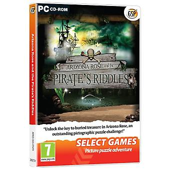 Select Games Arizona Rose and the Pirates Riddles (PC DVD) - Neu
