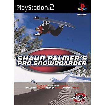 Shaun Palmers Pro Snowboarder (PS2) - Fabrik versiegelt