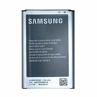 Αρχική μπαταρία Samsung EB-BN750CBE για το Galaxy Note 3 Neo Duos N7505 3100 mAh