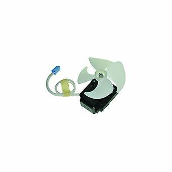 Hotpoint Fan Motor & Klinge Mes 230V 3 8W (INAR-2WAYS) Ersatzteile
