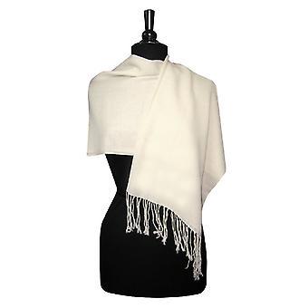 Biagio 100% Wool Pashmina Solid Scarf Womens Shawl Wrap Scarves