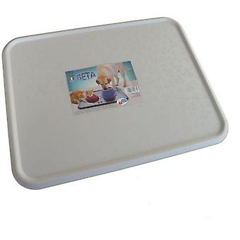 Agrobiothers Anti-Dirt Rect Tray (Dogs , Bowls, Feeders & Water Dispensers)