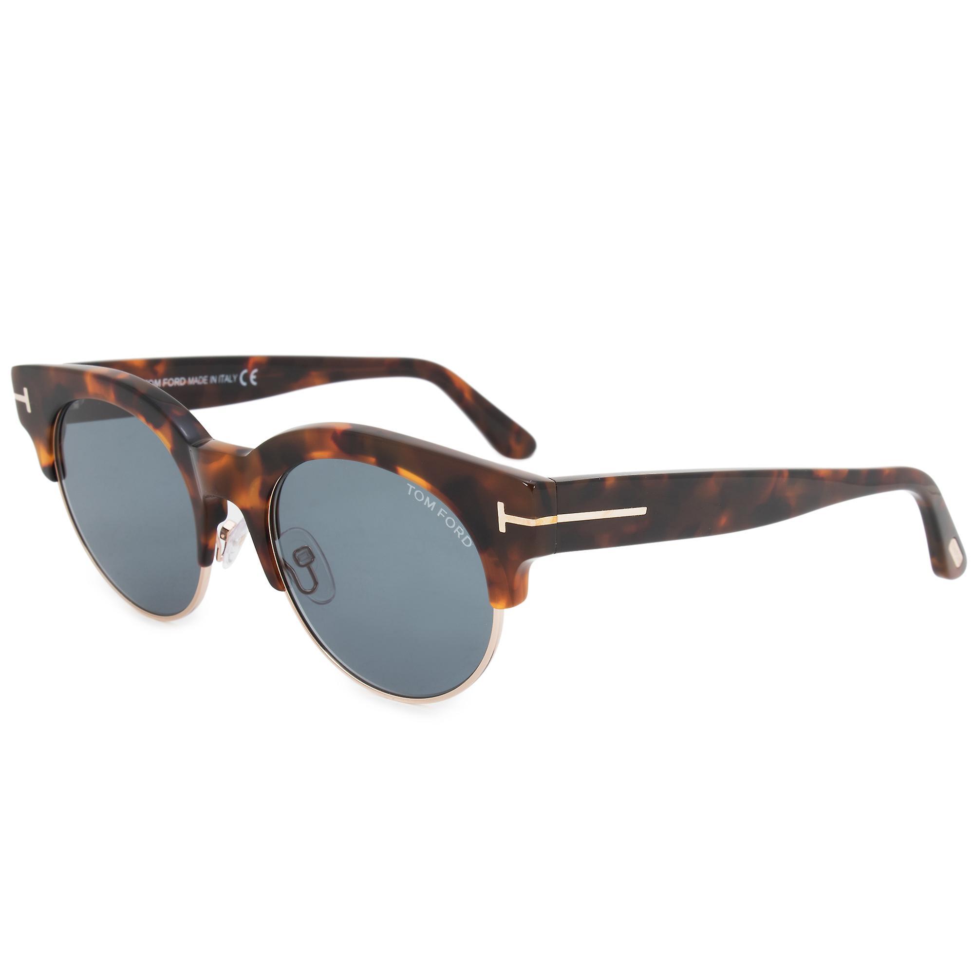Tom Ford Henri-02 Wayfarer Sunglasses FT0598 55V 50 Polarized