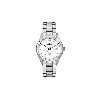 Dugena Herre Watch traditionelle klassiske Tresor automatisk 4460698