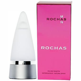 Rochas MAN EDT 100ML