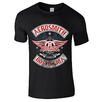 Aerosmith-Boston Pride Kids T-Shirt