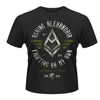Gefragt von Alexandria - Kampf-t-shirt