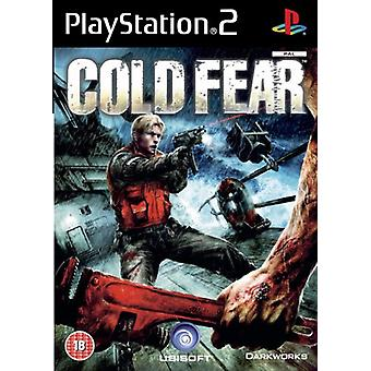 Cold Fear (PS2) - New Factory Sealed