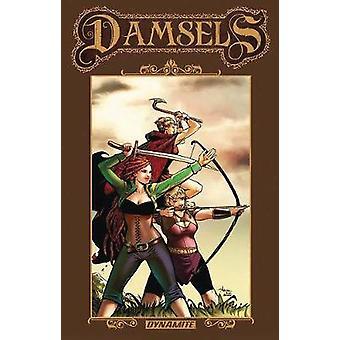 Demoiselles, Volume 2 par Leah Moore - livre 9781524102845