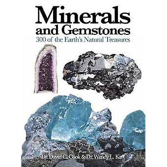 Mineraler och ädelstenar - 300 i jordens naturliga skatter av Wendy