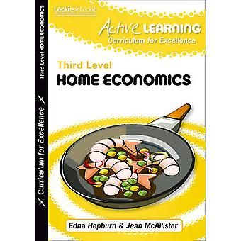 Active Home Economics Course Notes Third Level by Edna Hepburn - Jean