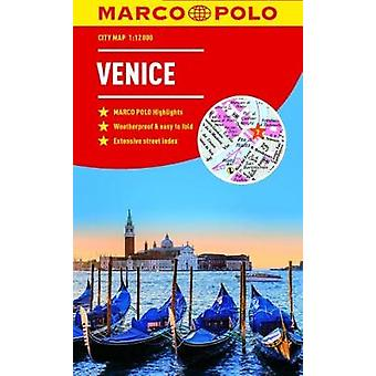 Venice Marco Polo City Map 2018 - pocket size - easy fold - Venice st