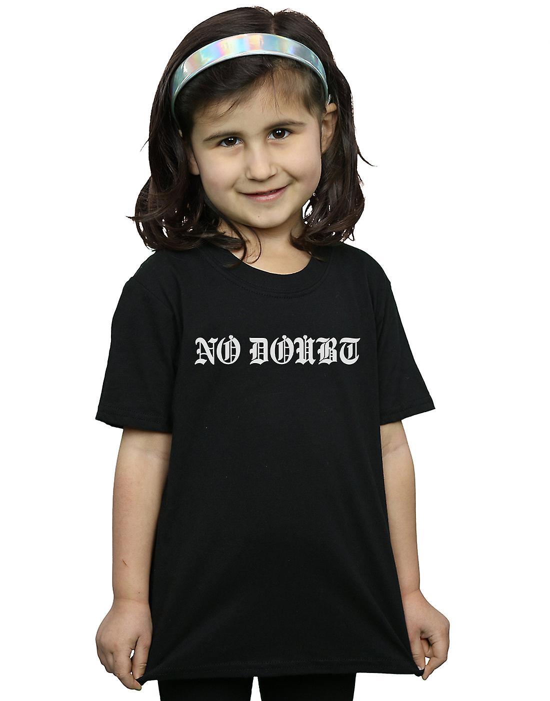 No Doubt Girls Old English T-Shirt