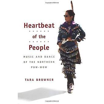 Bicie serca ludzi: muzyka i taniec Północnej Pow-wow (muzyki w amerykańskim życiu)