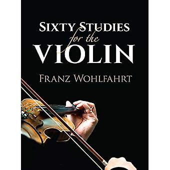 Sechzig Studien für Violine