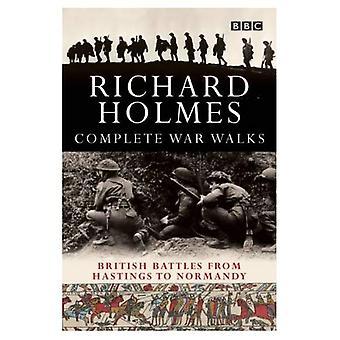 Komplett kriget promenader: Från Hastings till Normandie