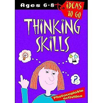 Raisonnement: Âge 6-8 (Ideas to Go)