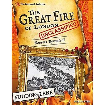 The National Archives: The Great Fire of London Unclassified: Secrets Revealed!