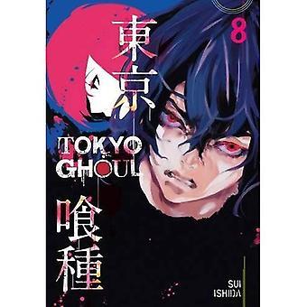 Tokyo Ghoul Band 8