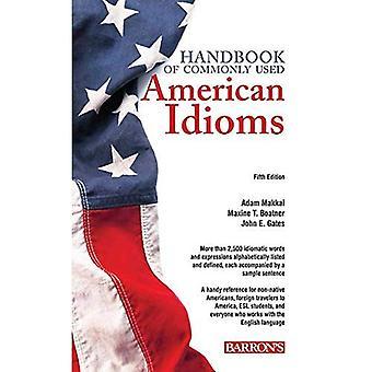 Manuel des idiomes américains couramment utilisés