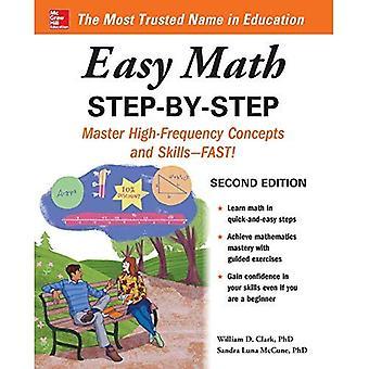 Enkel matematik steg för steg, andra upplagan