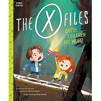 X-Files: Jorden barn är konstiga: en bilderbok
