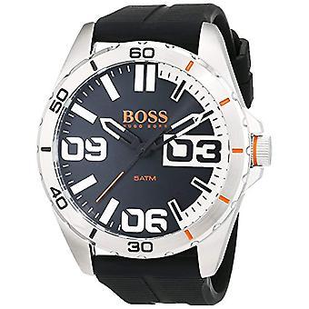 Hugo Boss Orange 1513285 Quarzuhr für Damen, Silikonband und klassische analoge Anzeige