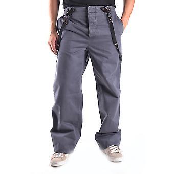 Marc Jacobs Ezbc062021 Men's Blue Cotton Pants