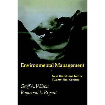 De Wilson y Geoff A. gestión ambiental