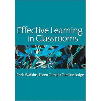 Tehokas oppiminen luokkahuoneessa (New edition) by Chris Watkins - Eil