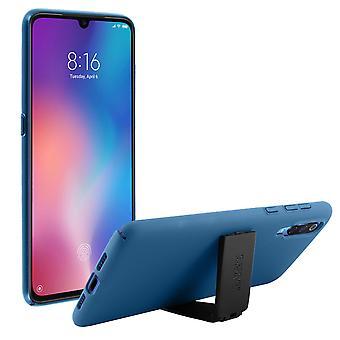Estrutura traseira Nillkin Xiaomi Mi 9 reforçada + F. Suporte Azul
