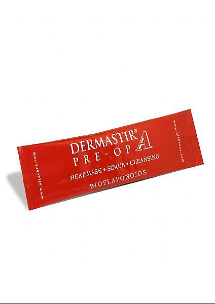 Dermastir Pre-Op Heating Exfoliating Mask