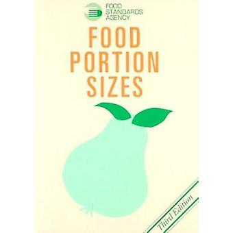 Food Portion Sizes (3rd Revised edition) by Food Standards Agency - A