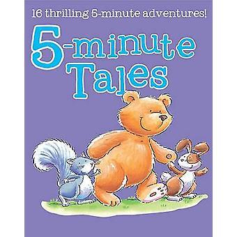 Padded Treasury - Five Minute Tales - 9781407588810 Book