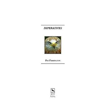 Imperatives by Pat Farrington - 9781910855416 Book