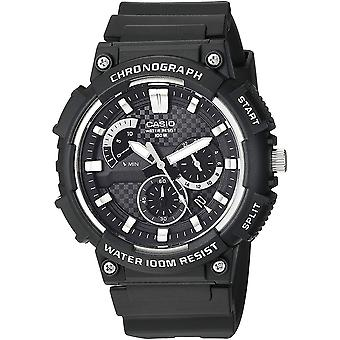 Casio Collection Men Watch-Black (MCW-200H-1AVEF)
