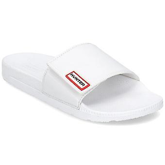 Hunter WFD4017EVA WFD4017EVAWHITE agua verano zapatos de mujer