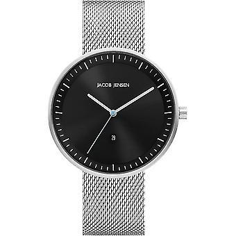 Relógio masculino-Jacob Jensen 278 estratos