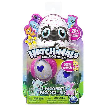 Hatchimals Colleggtibles Series 1-2 Pack ja Nest #6034164