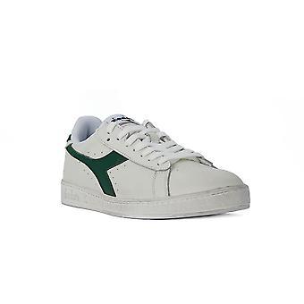 Diadora game low waxed foliage sneakers fashion