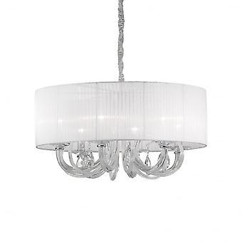 Perfekt Lux Swan 6 glödlampa hängande ljus