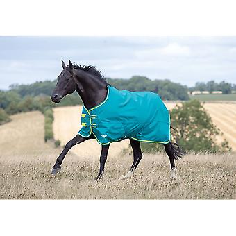 Shires Tempest Original 50 Turnout Horse Rug - Green/lime