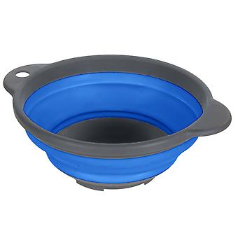 Regata TPR folding Bowl Set de 4 Oxford Blue