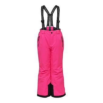LEGO Wear Platon lasten Laskettelu housut | Tumma vaaleanpunainen
