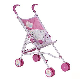Baby Born Buggy Pink