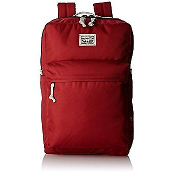 Levi's 225294 8 87 - Adult Unisex Backpack - Red (Regular Red) - 12x45x29 cm (W x H x L)