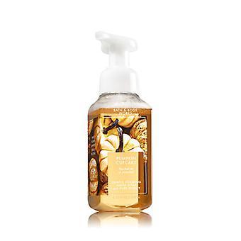 Bath & Body Works Pumpkin Cupcake Gentle Foaming Hand Soap 8.75 oz / 236 ml ( 2 Lot )