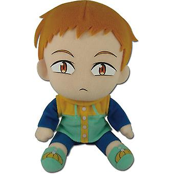 Felpa - Siete pecados mortales - King Sitting Soft Doll Toys ge52275